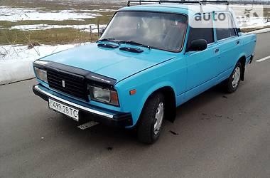 ВАЗ 2107 1992 в Буську