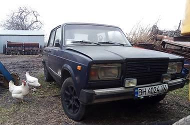ВАЗ 2107 1983 в Одессе