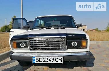 Седан ВАЗ 2107 1993 в Николаеве
