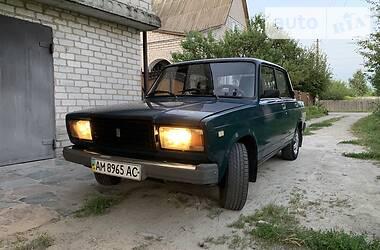 Седан ВАЗ 2107 1998 в Коростишеві