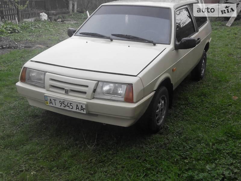 ВАЗ 21081 1987 в Івано-Франківську