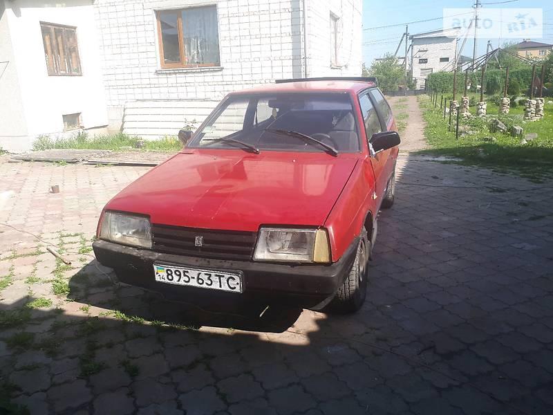 ВАЗ 2108 1992 в Львове