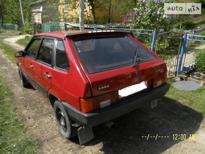 ВАЗ 21093 1998 в Івано-Франківську