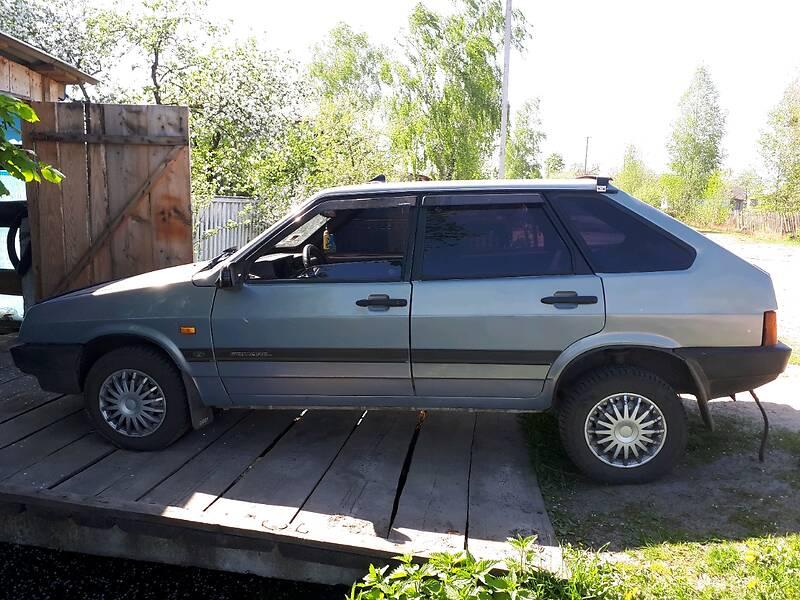 ВАЗ 21093 2002 в Олевске