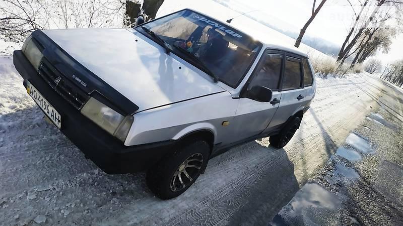 Lada (ВАЗ) 21093 1993 года в Черкассах