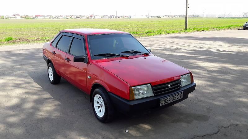 Lada (ВАЗ) 21099 1993 года в Одессе
