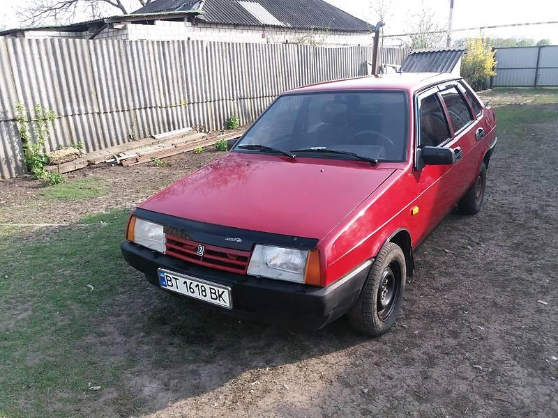 ВАЗ 21099 1993 в Глобине
