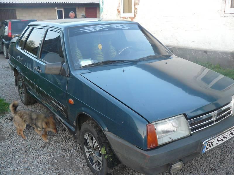 ВАЗ 21099 1996 в Сарнах