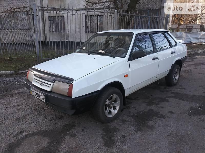 ВАЗ 21099 1992 в Харькове