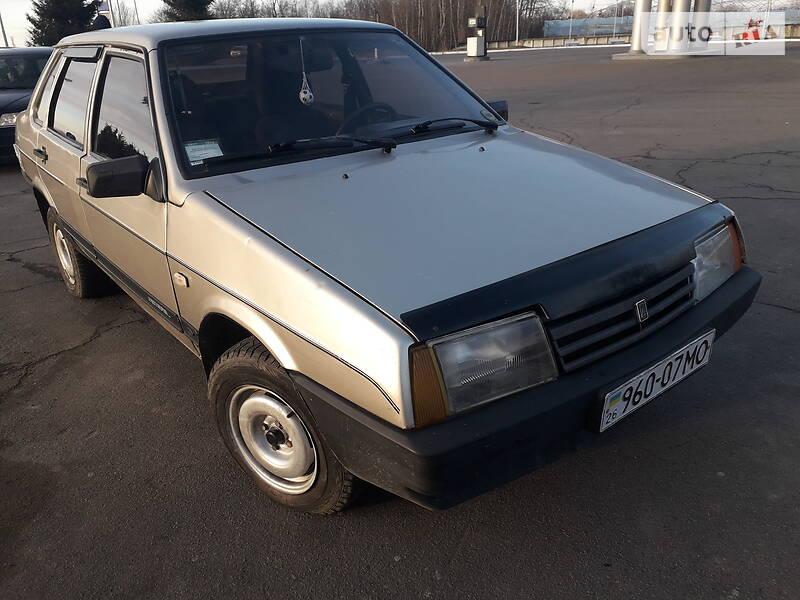 ВАЗ 21099 1993 в Стрые