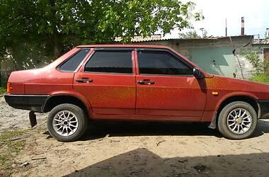 Седан ВАЗ 21099 1996 в Запорожье