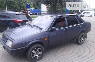 ВАЗ 21099 2001 в Луцке