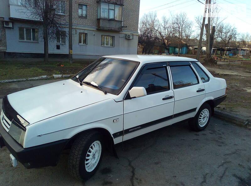 ВАЗ 21099 1994 в Покрове