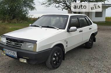 Седан ВАЗ 21099 2000 в Гусятині