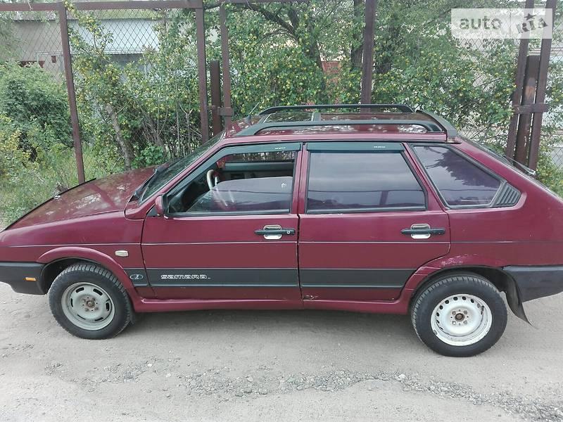 ВАЗ 2109 1988 в Николаеве