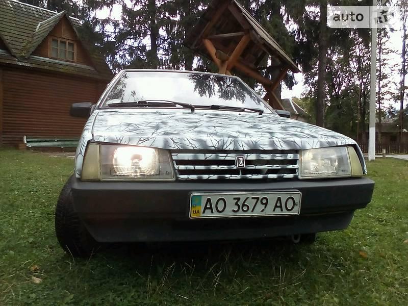 ВАЗ 2109 1993 в Рахове