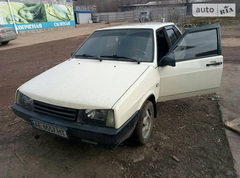 ВАЗ 2109 1992 в Кривом Роге