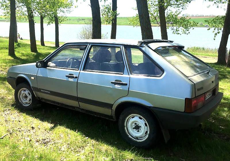 ВАЗ 2109 1991 в Измаиле
