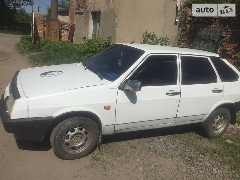 ВАЗ 2109 1988 в Шепетовке