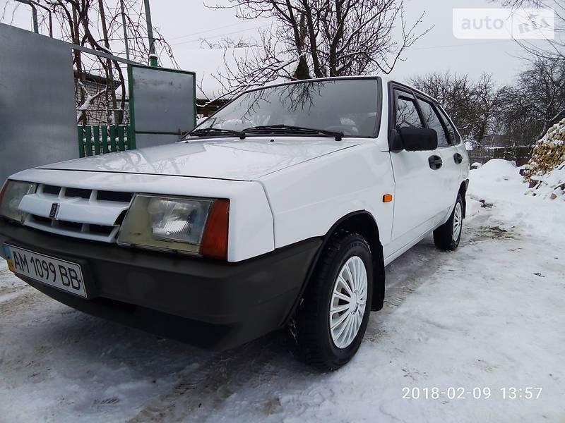 ВАЗ 2109 1989 в Коростене