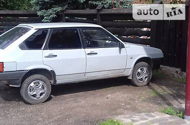 ВАЗ 2109 1990