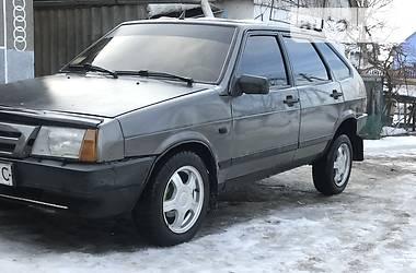 ВАЗ 2109 1992 в Млинове