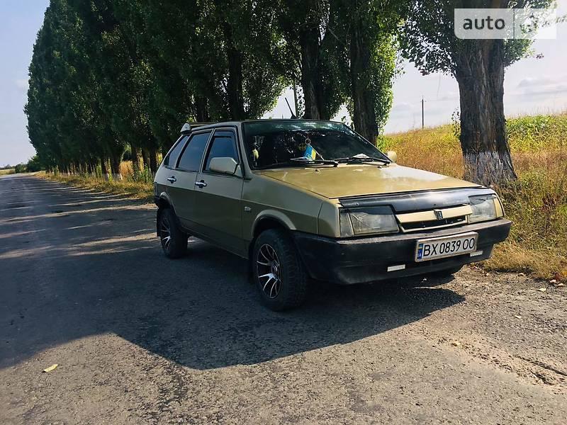 ВАЗ 2109 1987 в Городке
