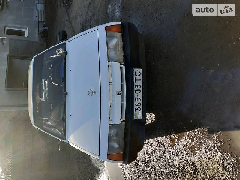 ВАЗ 2109 1992 в Сокале