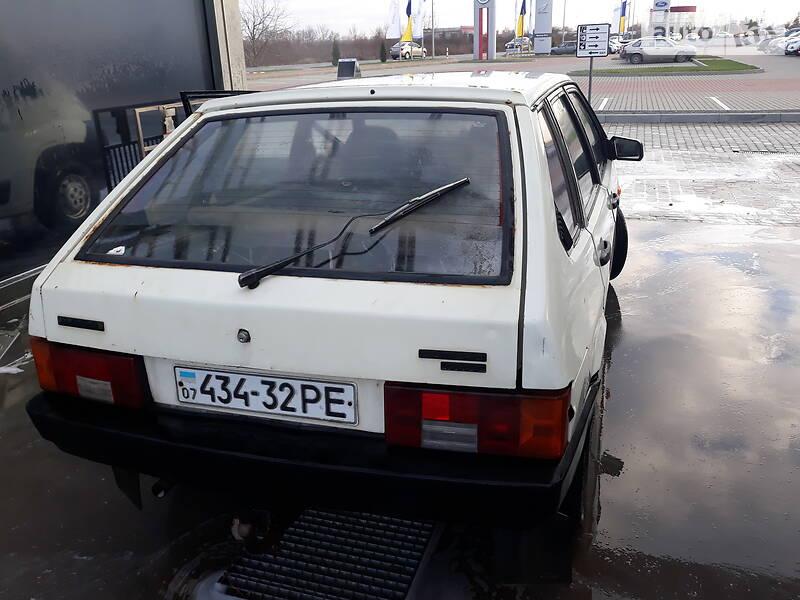 ВАЗ 2109 1992 в Мукачево