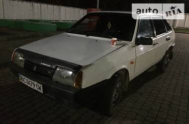 ВАЗ 2109 1988 в Мостиске