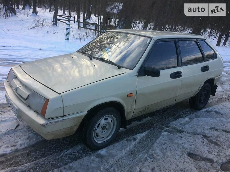ВАЗ 2109 1987 в Борщеве