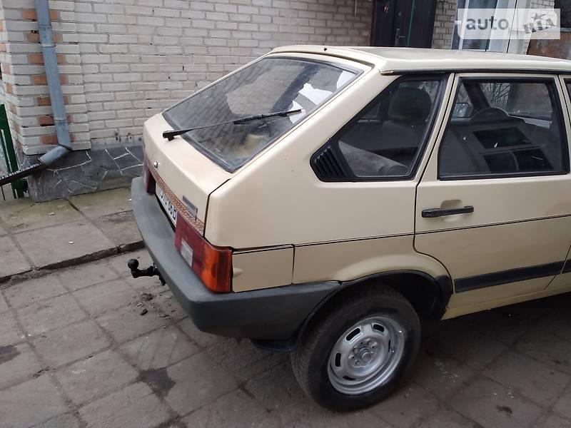 ВАЗ 2109 1990 в Луцке
