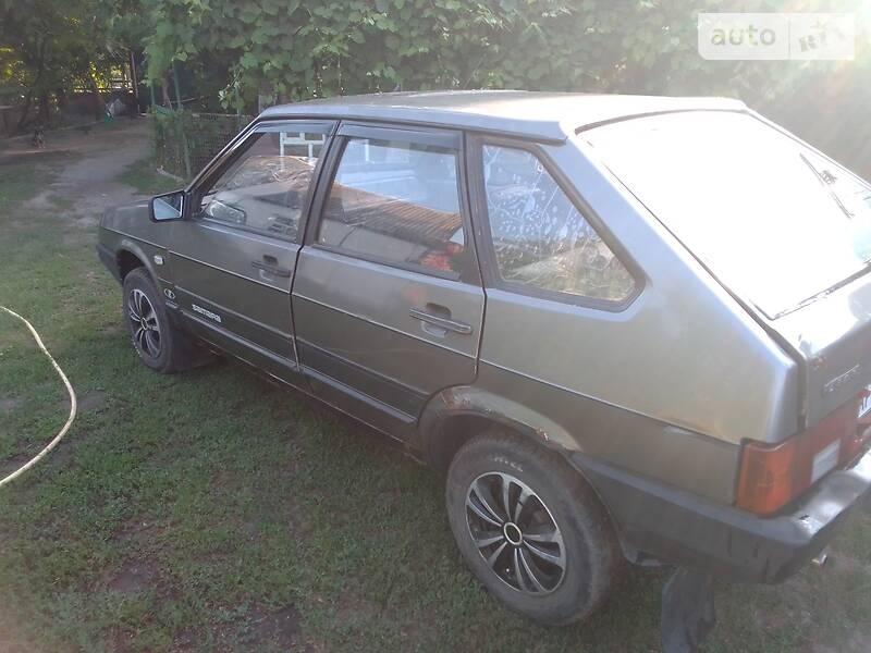ВАЗ 2109 1991 в Гуляйполе