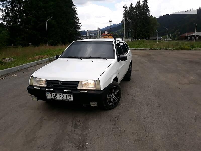 ВАЗ 2109 1989 в Верховине