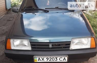 ВАЗ 2109 1999 в Великом Бурлуке