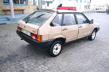ВАЗ 2109 1987 в Львове