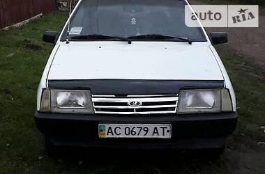 ВАЗ 2109 1987 в Владимир-Волынском