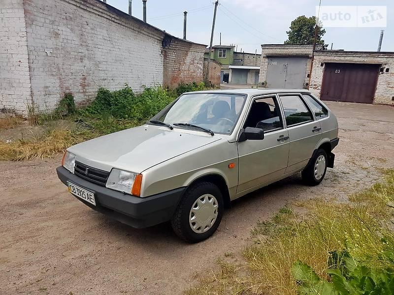 Хетчбек ВАЗ 2109 2005 в Чернігові