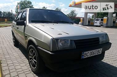 Хэтчбек ВАЗ 2109 2007 в Львове