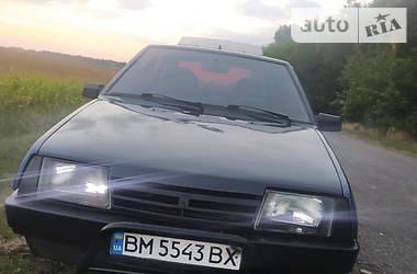 Хэтчбек ВАЗ 2109 1991 в Недригайлове