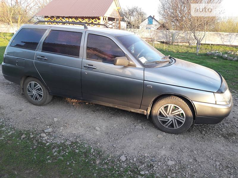 ВАЗ 2111 2005 в Христиновке