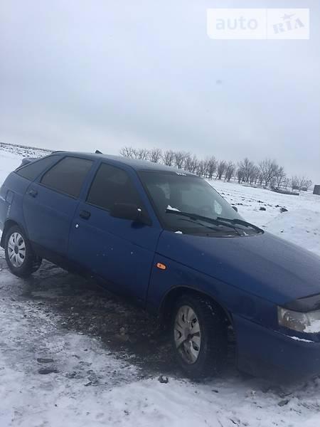Lada (ВАЗ) 2112 2002 года в Черновцах
