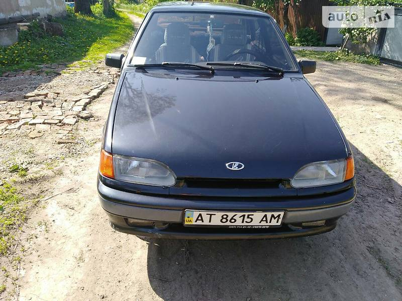 ВАЗ 2115 2005 в Ивано-Франковске