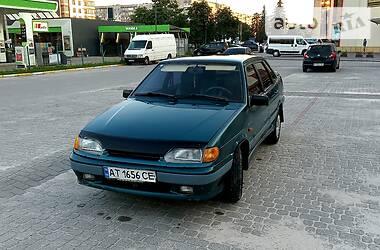 Седан ВАЗ 2115 2001 в Ивано-Франковске