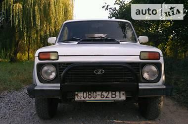 ВАЗ 21213 1995 в Виннице