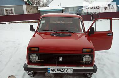 ВАЗ 21213 1995 в Новой Ушице