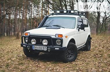 ВАЗ 21213 1995 в Кременчуге