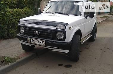 ВАЗ 21213 1995 в Тячеве