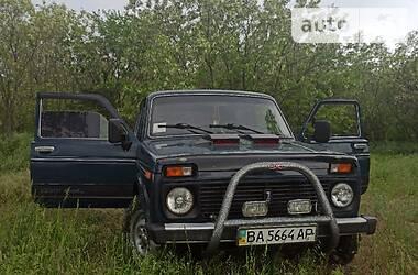 ВАЗ 21213 2002 в Кременчуге