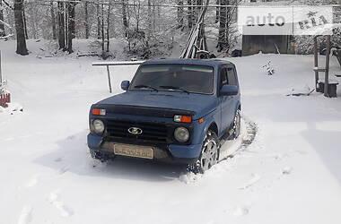 ВАЗ 21213 2005 в Черновцах